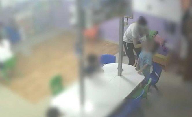 """Niñera golpeaba, ahogaba y hacía tragar su propio vómito a bebés en su guardería: """"Yo era Satanás aquí"""". (YouTube)"""