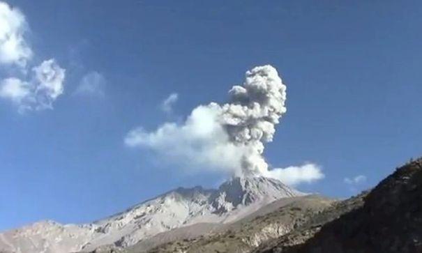 Moquegua: prorrogan estado de emergencia por volcán Ubinas - Publimetro Perú