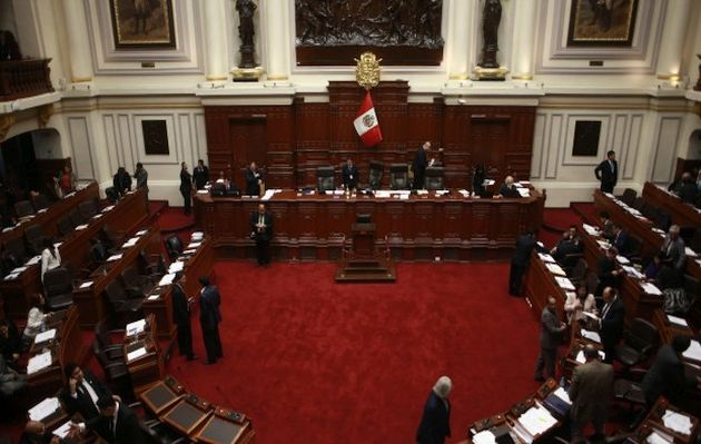 Salaverry tiene hasta hoy para anunciar ampliación de legislatura
