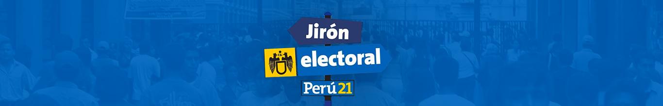 Jirón Electoral