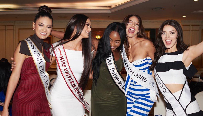 Romina Lozano revela que los ensayos para la final del Miss Universo duran más de 13 horas