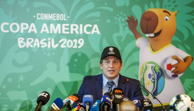 Copa América 2020: no habrá final de ida y vuelta, confirmó el presidente de Conmebol