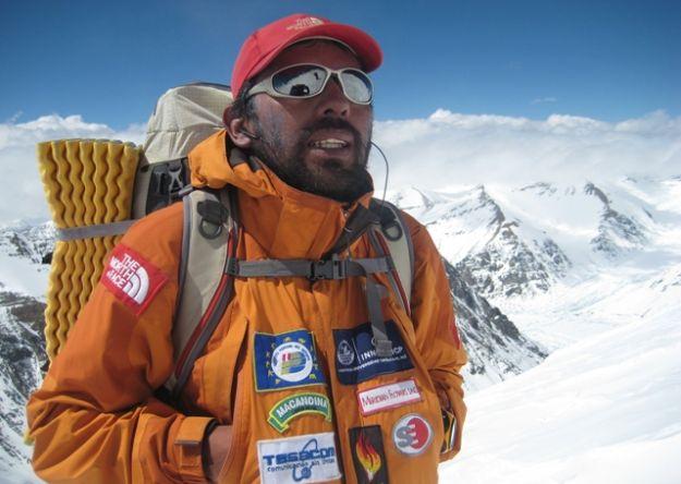 Richard Hidalgo: Un peruano tras el Everest
