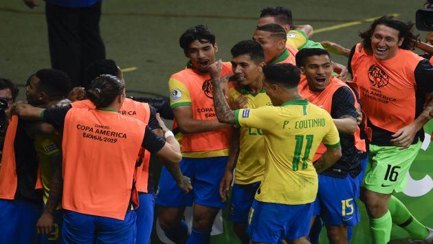 Brasil a la final de la Copa América: fecha, horarios y canales del choque por el título