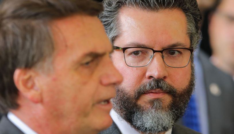 Futuro canciller informó que Brasil se retirará de Pacto Global de Migración