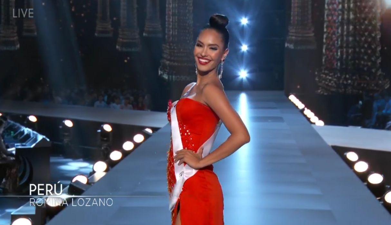 """Romina Lozano tras participar en la competencia preliminar del Miss Universo 2018: """"¡Ha sido increíble!"""""""