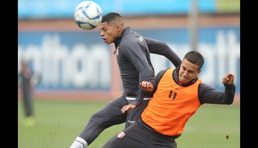 Lima 2019: selección peruana de fútbol Sub 23 continuó con trabajos de cara a los Panamericanos | FOTOS