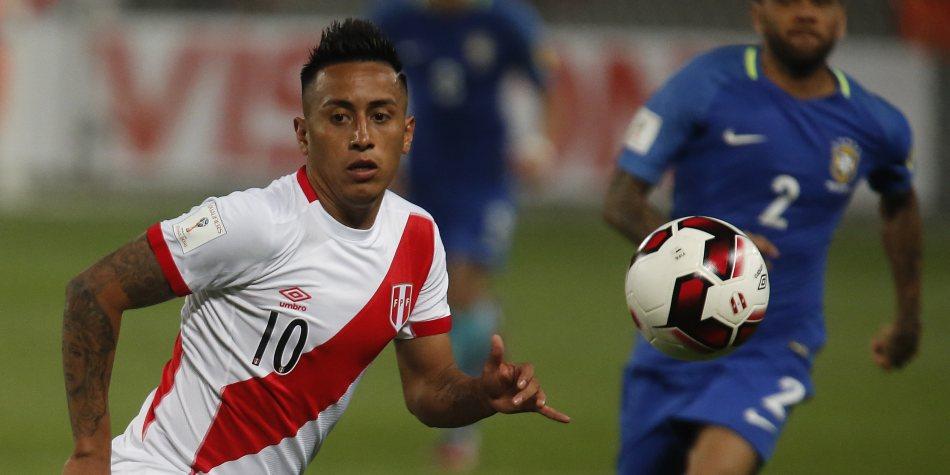 Christian Cueva: Independiente planea comprar la totalidad del pase a Krasnodar