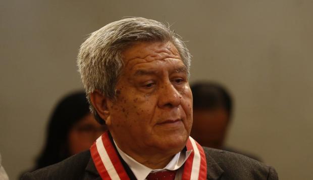 """Jefe de la OCMA considera que se """"exageran"""" observaciones a Chávarry"""