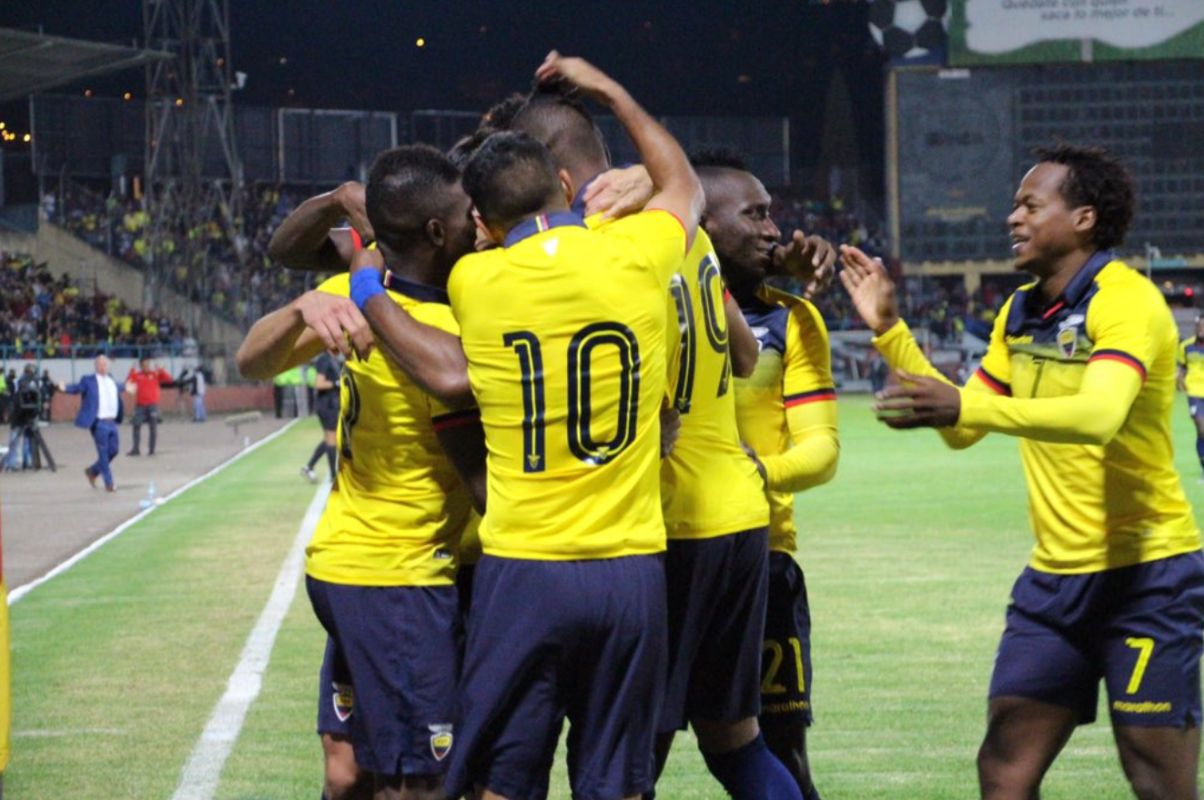 Un campeón continental: Alan Franco puso el 1-0 de Ecuador por amistoso internacional FIFA [VIDEO] - Diario Depor