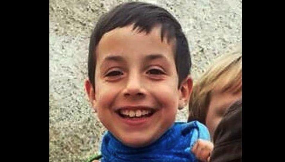 Gabriel Cruz, de 8 años, fue la pequeña víctima de un crimen que remeció España. | EFE