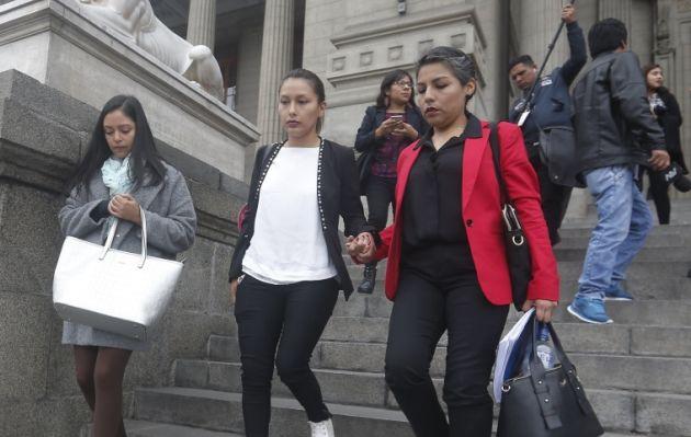 Arlette Contreras: Fiscalía apelará sentencia de 11 años contra Adriano Pozo