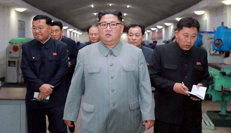 Pyongyang suspende su gimnasia masiva por aparente enojo de Kim Jong-un