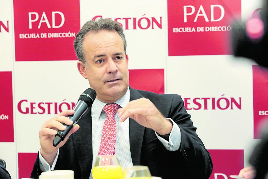 Renzo Ricci (Foto: Diana Chávez)