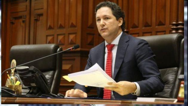 Salaverry: 'Vizcarra no es el cuco y no he ido a preguntar si va a cerrar o no el Congreso'