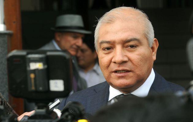 Wilfredo Pedraza cuestiona allanamiento: No hay ninguna referencia a Nadine Heredia