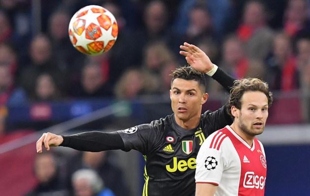 Juventus empató 1-1 con Ajax por la Champions League