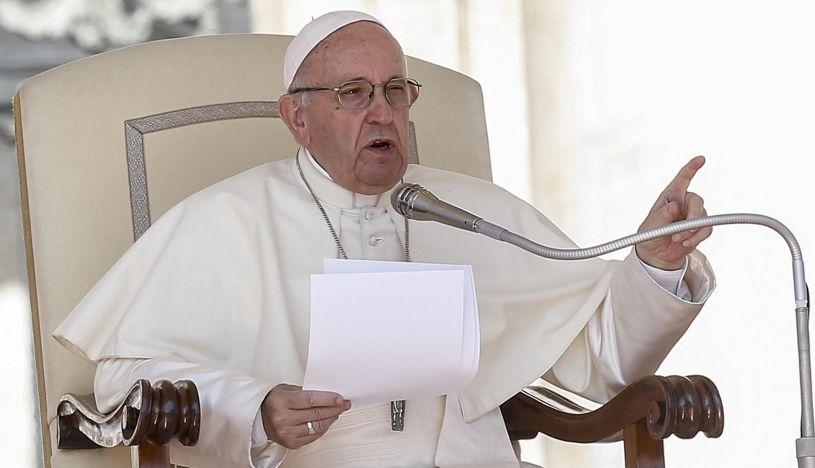 Papa Francisco hace un llamado a la solidaridad europea con los migrantes