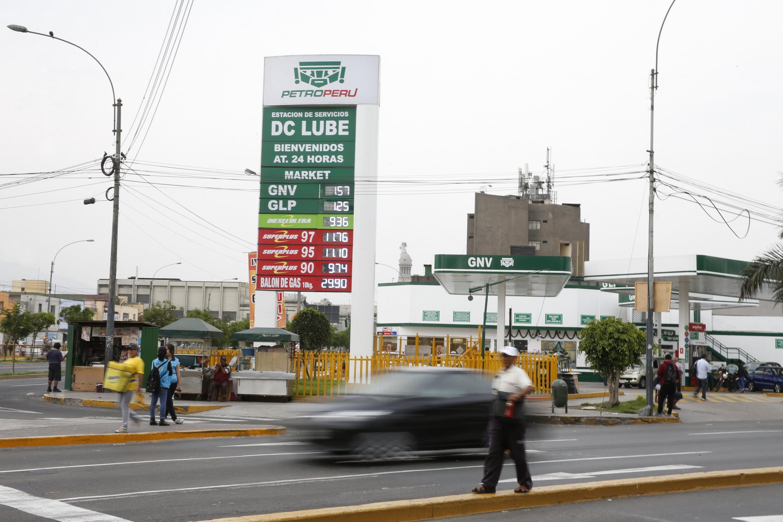 Opecu: Consumidores pagarán excedente de hasta S/ 19 millones al mes si no bajan gasoholes