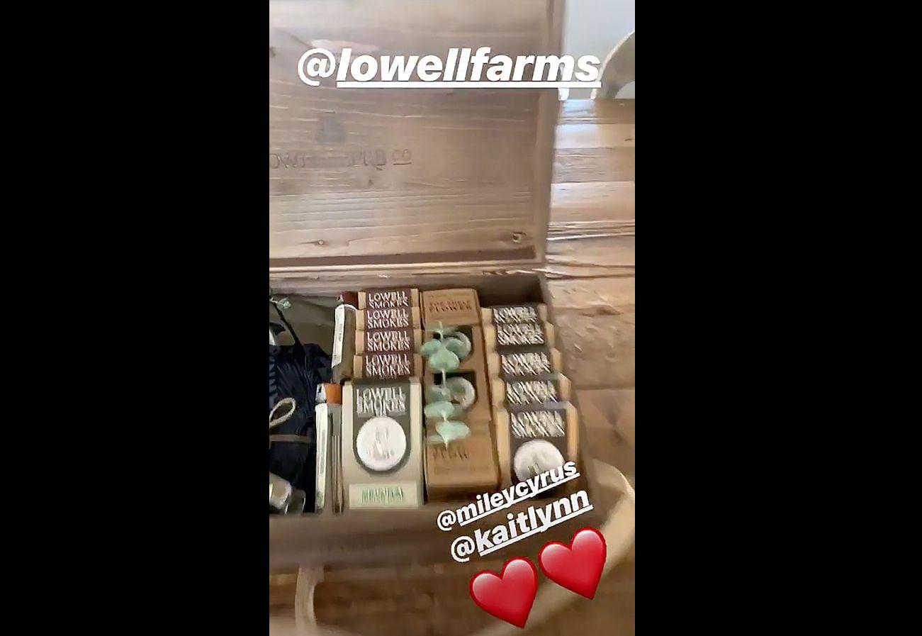 El hermanastro del clan Kardashian quedó sorprendido (Instagram).