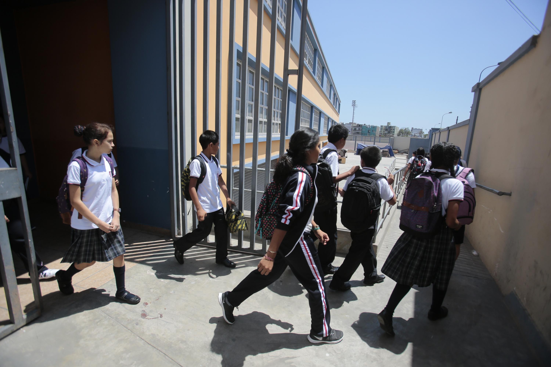 Suspenderán clases en colegios de Lima Metropolitana este lunes 8 tras corte de agua