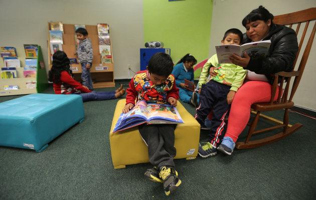 ¿Tienes libros para donar? Los niños de Villa El Salvador le darán un buen uso