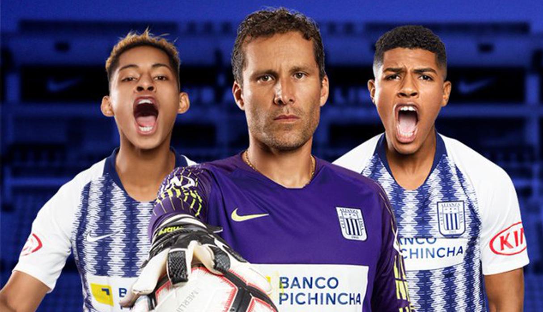 Alianza Lima anunció ampliación de contrato con Nike como patrocinador