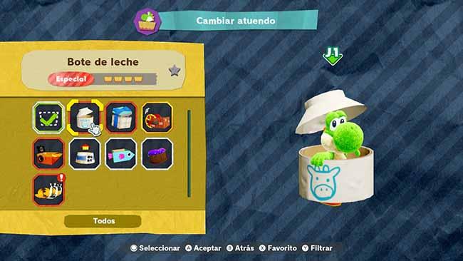 Yoshi's Crafted World ya se encuentra disponible para Nintendo Switch en el Perú.
