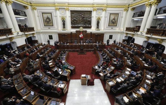 Pleno del Congreso aprueba cuestión de confianza planteada por el Ejecutivo