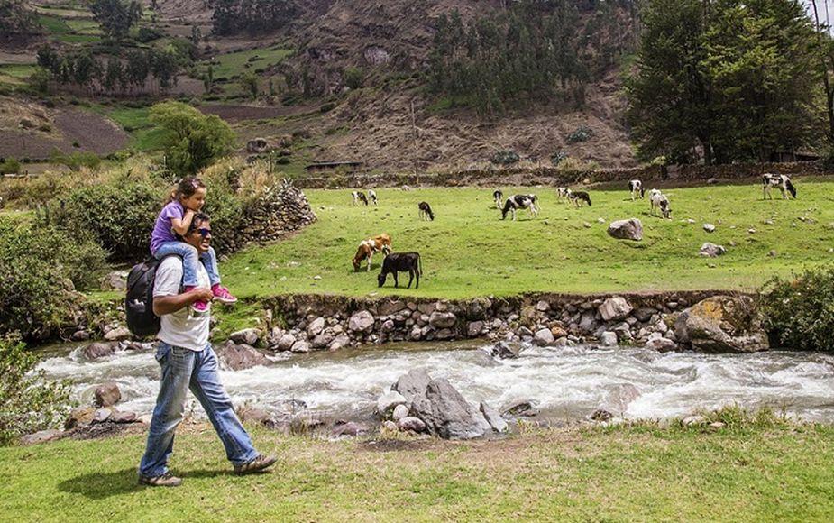 Cinco rutas cortas para celebrar el Día del Padre fuera de Lima