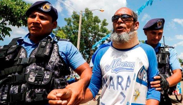 Nicaragua: Jueza ordena libertad de maratonista que protesta contra Ortega