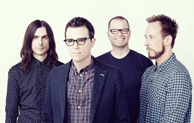 Weezer tocará por primera vez en Lima