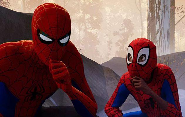 Globos de Oro 2019: 'Spider-Man: Un nuevo universo' es la Mejor Película Animada