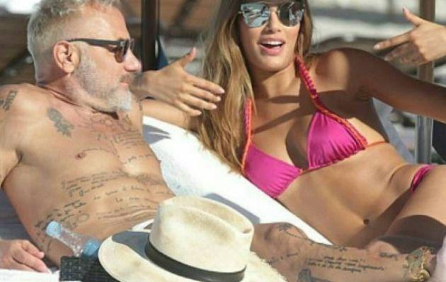 Instagram: millonario Gianluca Vacchi está saliendo con Ariadna Gutiérrez
