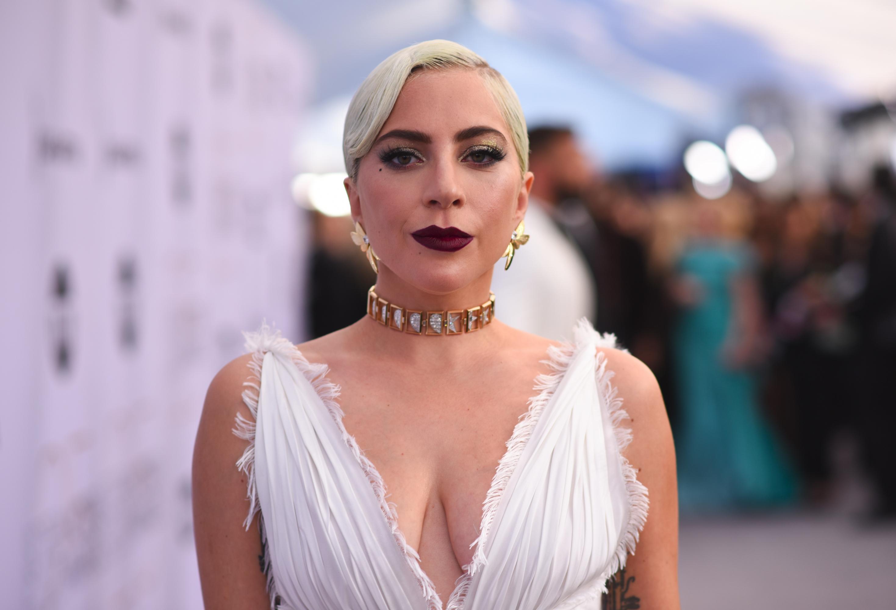 Lady Gaga menciona por primera vez su separación con Christian Carino | VIDEO
