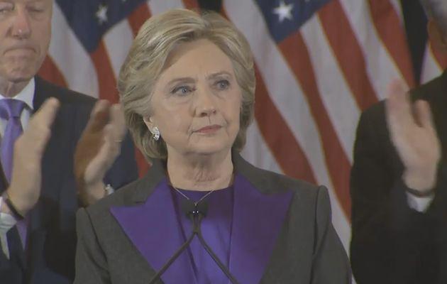 Hillary Clinton no será nunca más candidata