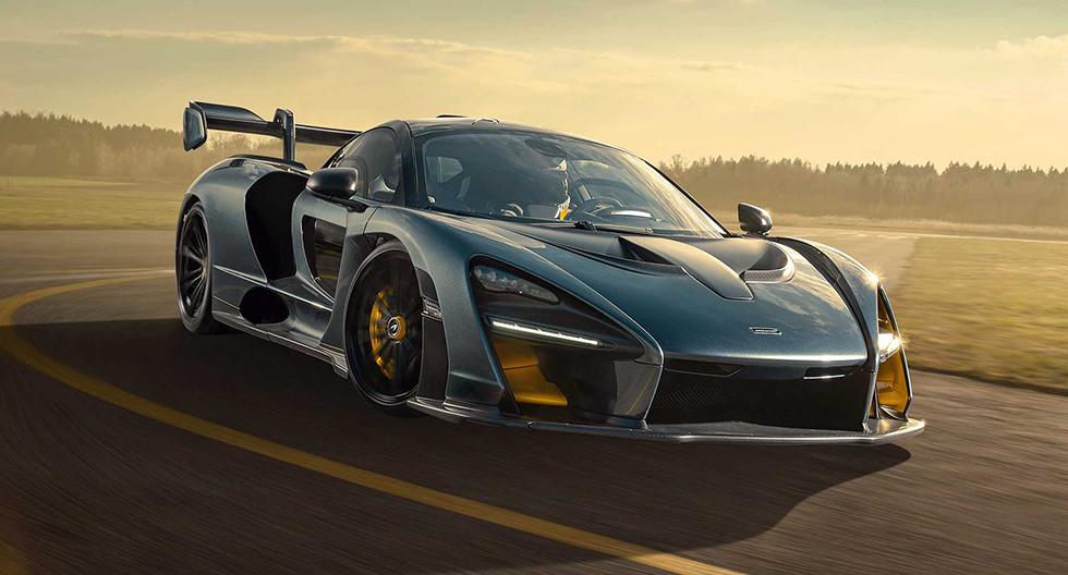 McLaren Senna: preparador Novitec presenta una versión extrema de 902 hp | FOTOS