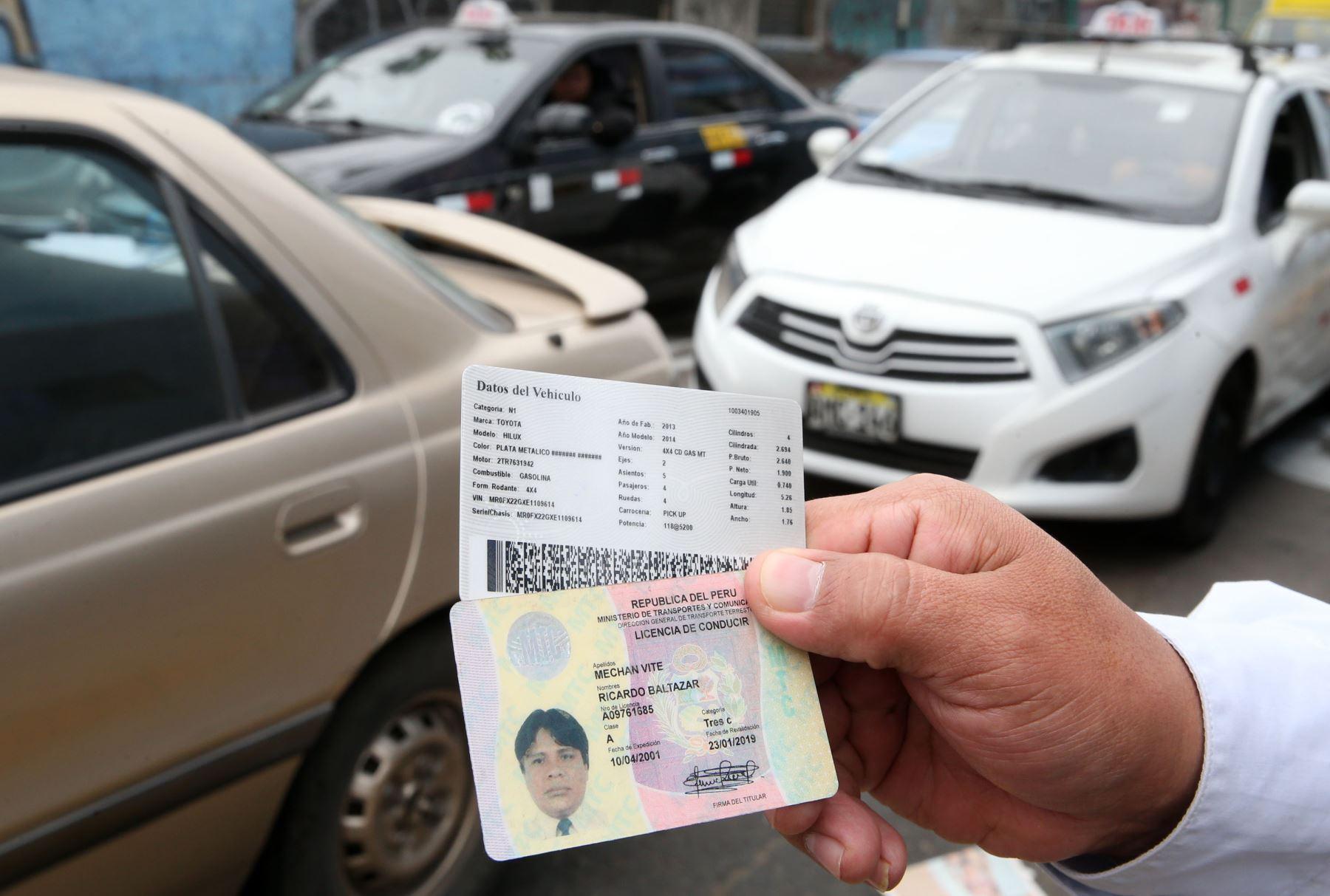 Seis pasos sencillos para recategorizar tu licencia de conducir