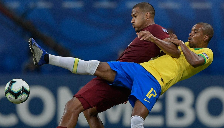 Perú vs. Brasil: lesión de Fernandinho complica los cambios de Tite para vital partido por Copa América