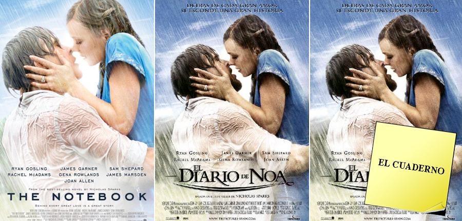 La versión original y la traducción literal de tus películas favoritas