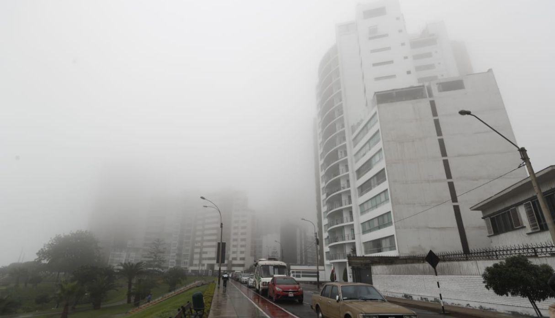 Distritos de Lima amanecieron hoy con intenso frío y neblina | FOTOS