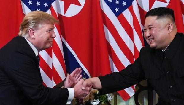 Trump garantiza a Kim Jong-un que no dejará que la CIA use a su familia para espiarle