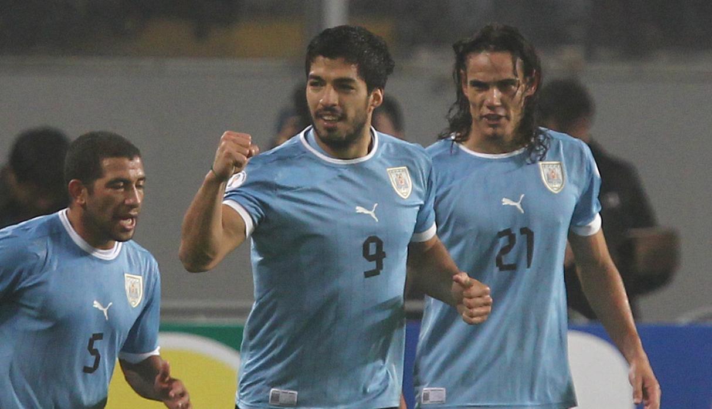 Uruguay presentó su lista de 23 convocados para la Copa América Brasil 2019 con Luis Suárez y Edinson Cavani