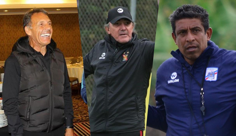 Liga 1: Como Jorge Pautasso, los técnicos que dejaron sus cargos en el fútbol peruano   FOTOS