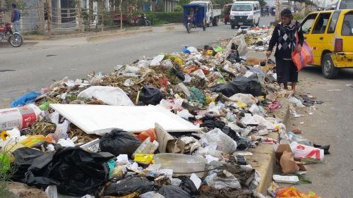 Declaran en emergencia manejo de residuos sólidos por 60 días en Lambayeque