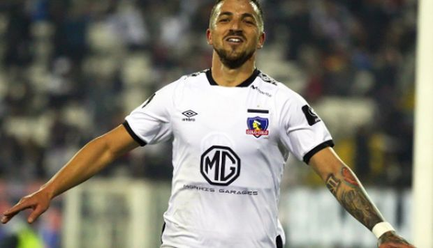 Gabriel Costa se lució con notable 'hat-trick' para Colo Colo en Chile | VIDEO
