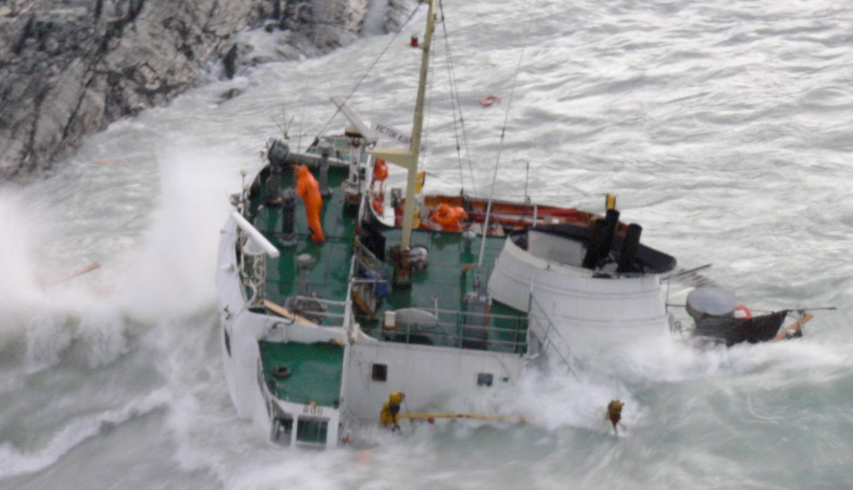 Rusia: Mueren catorce tripulantes de un submarino a causa de un incendio