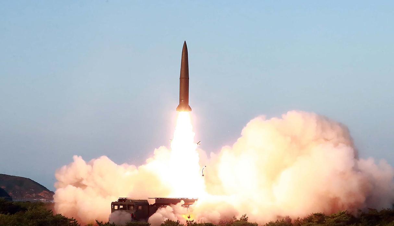 Corea del Norte muestra su poder. (Foto: AFP/archivo)