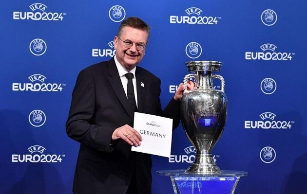 UEFA anunció que Alemania será sede de la Eurocopa 2024
