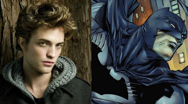 Robert Pattinson será Batman en nueva película